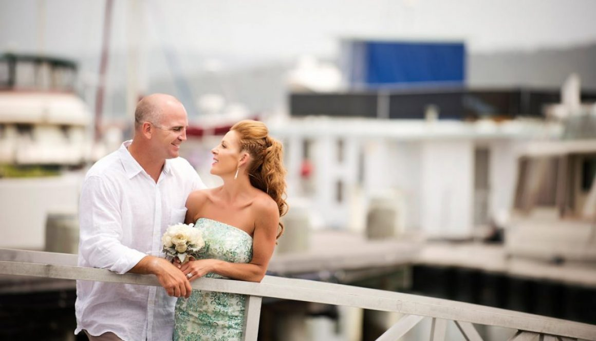 Beautiful wedding day of Todd and Sonia at Anchorage Port Stephens