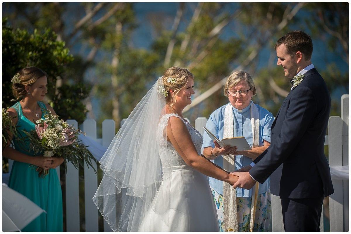 wedding Inner Lighthouse Nelson Bay